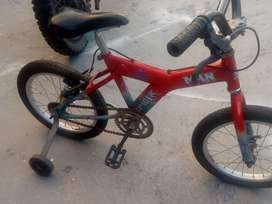 Bicicleta niño barata