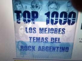Los Mejores 1.000 Temas Del Rock Argentino