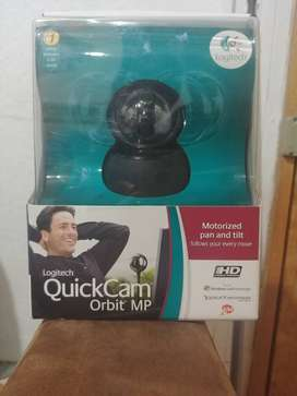Camara Web: Logitech QuickCam Orbit MP (nueva)