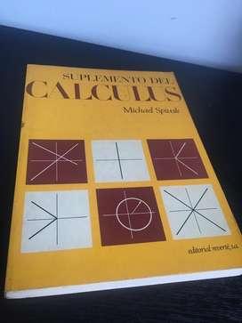 Suplemento calculus Spivak