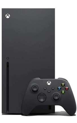 Xbox serie X entrega inmediata