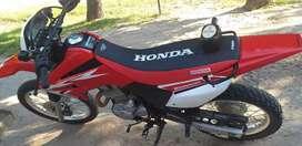 Honda tornado 2015