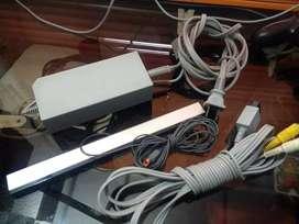Cables completos para nintendo wii