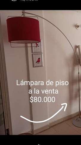 Lámpara de piso
