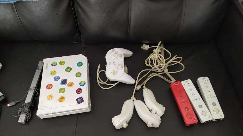 Vendo Wii Super Bueno Chipeado 0