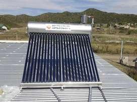 Instalación de Termotanques y Colectores solares.!! Energía Renovable!