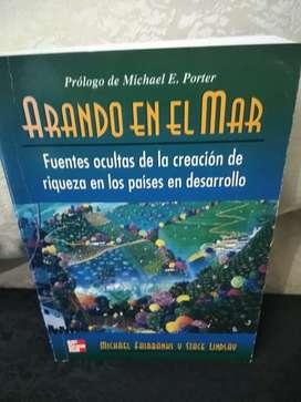 Libro Arando en el Mar