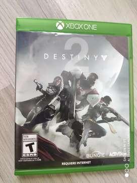 Juegos de Xbox One Destiny 2 y Evolve Última te Edition