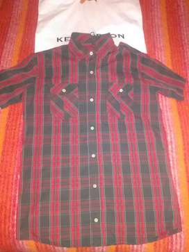 Camisa talle 18 Kevingston