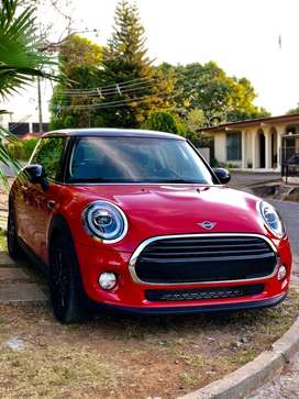 Mini Cooper 2020 Chili red 3 puertas