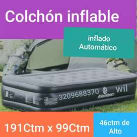 COLCHON INFLABLE AUTOMATICO