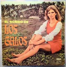 disco vinilo Los Galos es que de ti me estoy enamorado