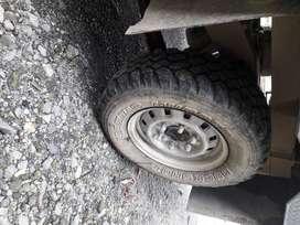 Ford courier camioneta tipo con cajon sensilla