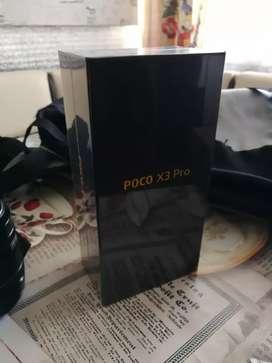 XIAOMI POCO X3 PRO 6GB 128GB NUEVO SELLADO