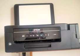Impresora Epson L395 multifuncional para sublimación