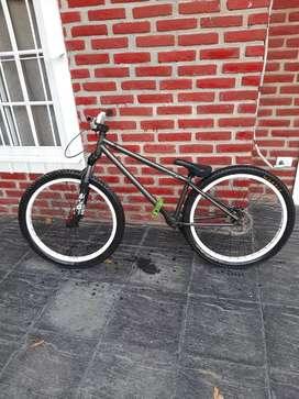 Bicicleta Dirt Bogo STD vendo