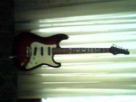 guitarra samick stratocaster o pto.