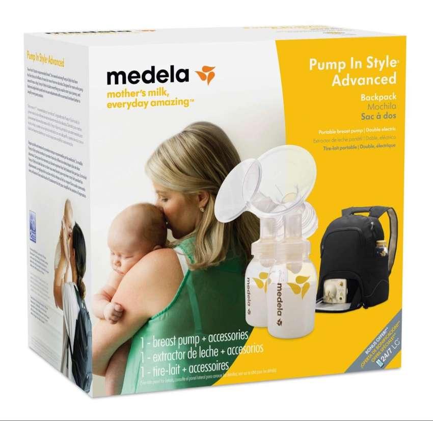 Extractor de leche materna eléctrico