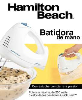 Batidora Manual Hamilton Beach