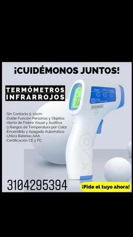 Termómetro infrarrojo médico digital de alta calidad