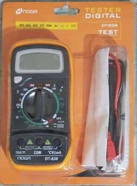 Tester Digital Noganet DT-838