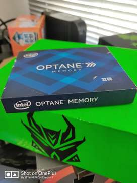 Disco intel optane 32gb de cache