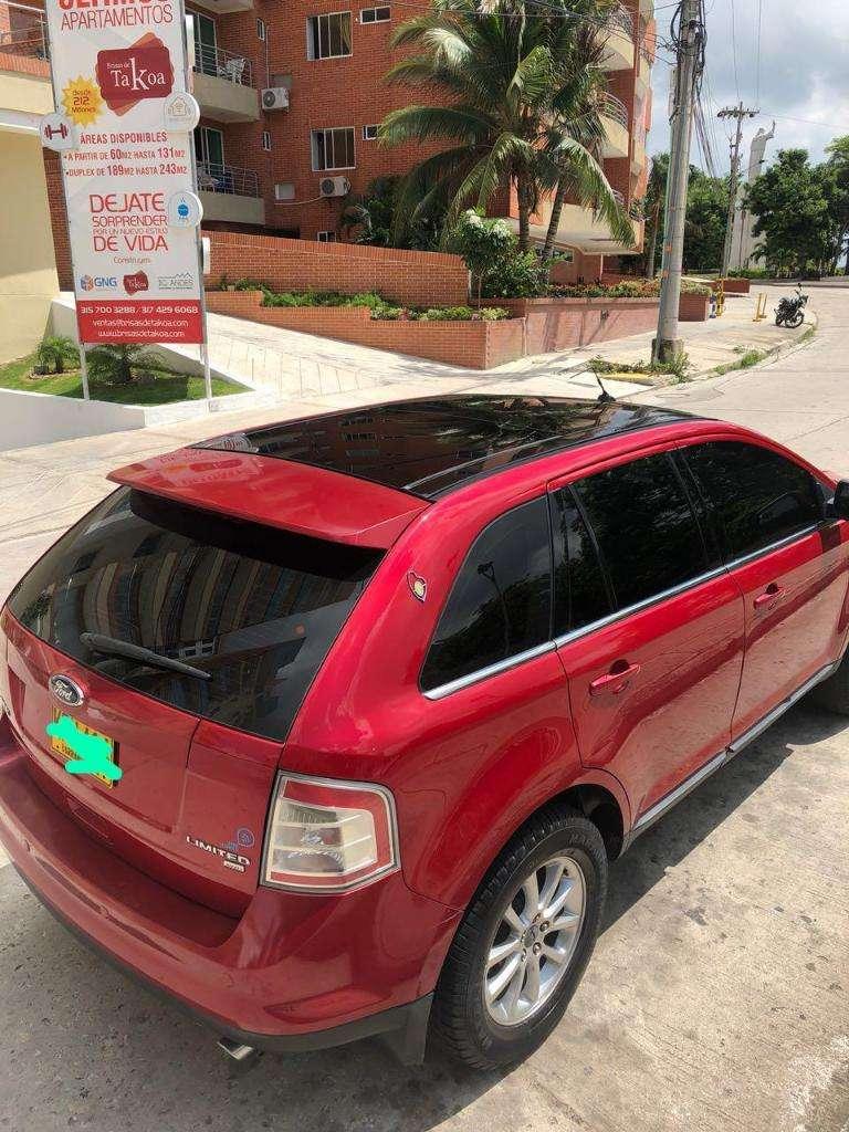 Ford Edge 2010 Perfecto Estado Negociabl 0