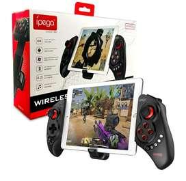 Control Bluetooth celular gamepad Android iOS PC tablet ipega 9023S