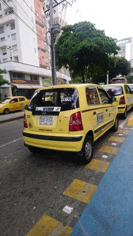 Taxi servicio publico