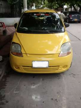 Chevrolet Spark 2007 en excelentes condiciones