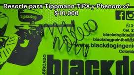 Resorte para Tippmann TiPX y Phenom x7