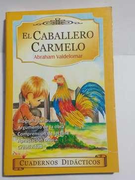 LIBRO EL CABALLERO CARMELO