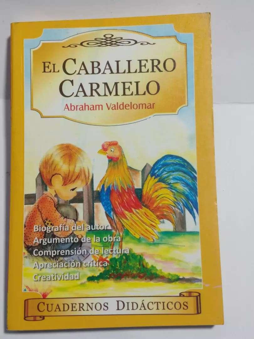 LIBRO EL CABALLERO CARMELO 0