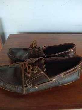 Zapatos náuticos usados N°42