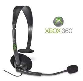 Auriculares-diadema Con Cable Microsoft Xbox 360