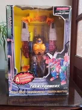 Transformer Optimus Optimal Beast war