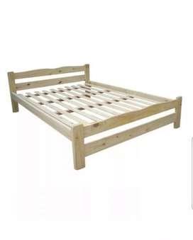 Venta cama de pino