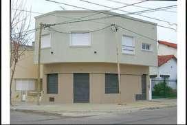 Local 40m2 + Dpto 57m2 en bloque. La Plata, 3 esq 34. Lote propio. Posibilidad permuta!!
