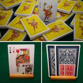 Baraja póker jumbo 13,5 x 20 cm