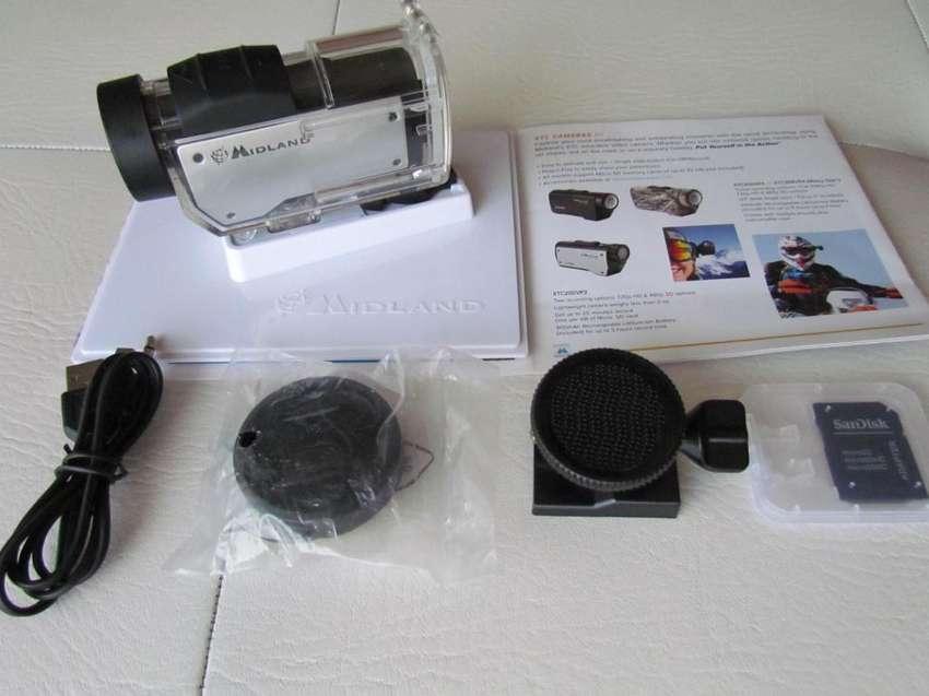 Camara Acción Midland XTC-200VP3 720p High Definition 0