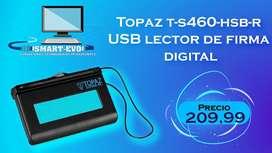 Lector de firmas Digital TOPAZ Modelo T-S460-HSB-R