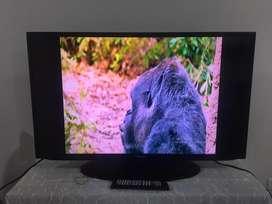Vendo televisor smart tv sansumg de 42 pulgadas