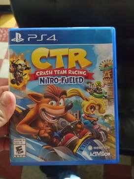 Vendo o cambio Crash Kart PS4 Ctr