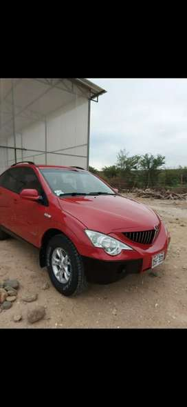 SsangYong Actyon impecable