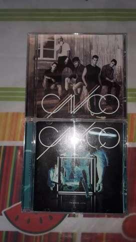 """CD ORIGINALES """"CNCO"""""""