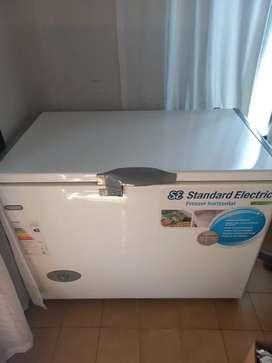 Freezer 290lts dual Standard Electric