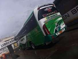 Se vende hino fg 2010 con acciones o solo el bus intraprovincial carroceria patricio cepeda con a sin acciones