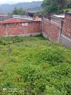 Vendo lote en excelente ubicación, con licencia de construcción y planos en el municipio  de Anserma Caldas
