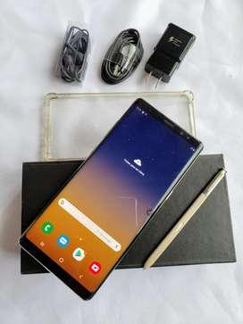 Impecable Samsung note 8 dorada como nueva