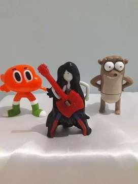 Muñecos Cartoon Network